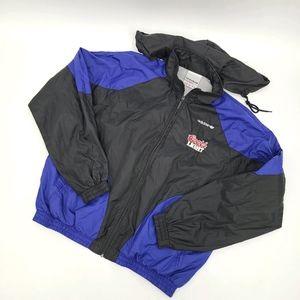 90'S Adidas Coors Light Windbreaker